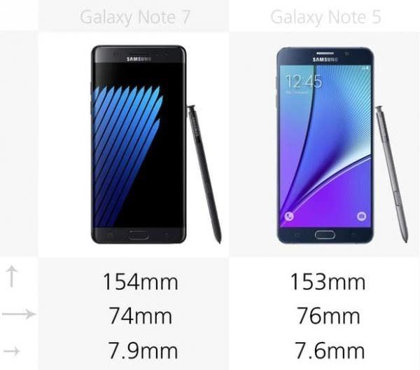 是否值得升级?Galaxy Note 5/Note 7规格参数对比的照片 - 2