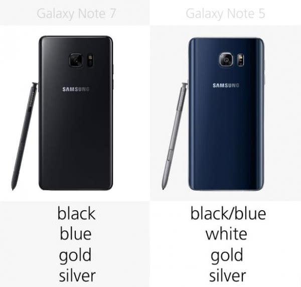 是否值得升级?Galaxy Note 5/Note 7规格参数对比的照片 - 5