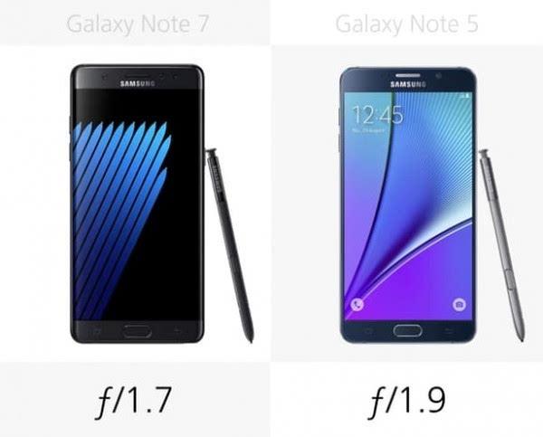 是否值得升级?Galaxy Note 5/Note 7规格参数对比的照片 - 25