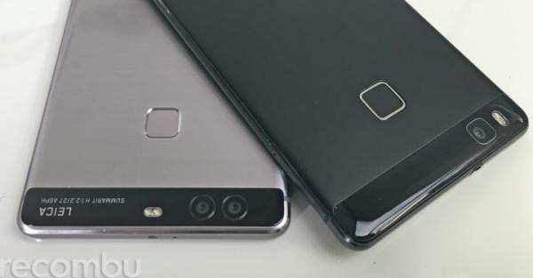 外媒对比华为P9系列三款手机差异的照片 - 5