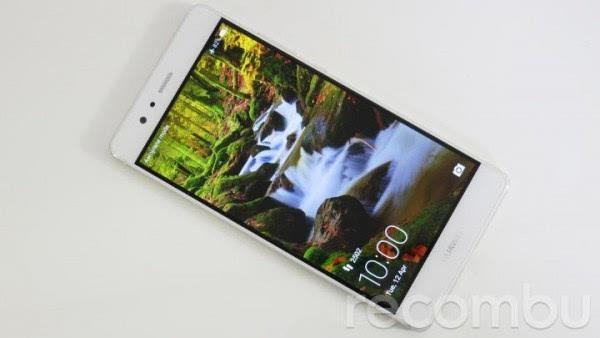 外媒对比华为P9系列三款手机差异的照片 - 9