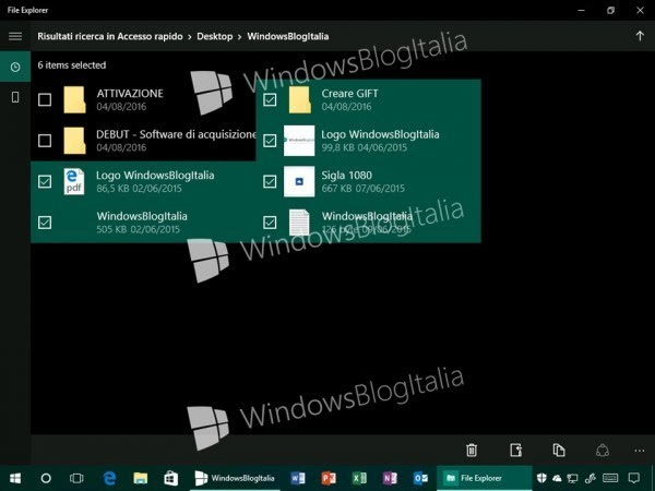 Windows 10全新文件资源管理器曝光?的照片 - 4