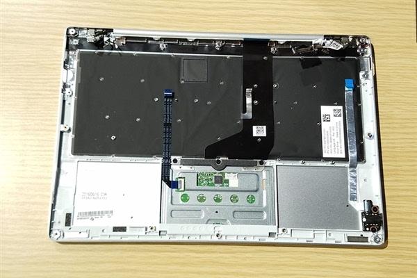 12.5寸小米笔记本Air开箱/拆解的照片 - 27