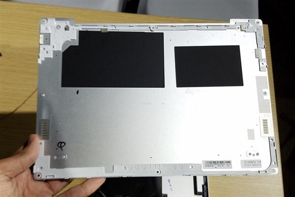 12.5寸小米笔记本Air开箱/拆解的照片 - 29