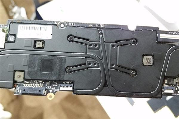 12.5寸小米笔记本Air开箱/拆解的照片 - 18