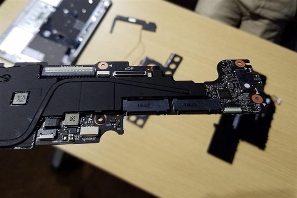 12.5寸小米笔记本Air开箱/拆解的照片 - 19