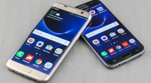 普及曲面屏 明年三星Galaxy S8恐将取消传统的直屏版本的照片