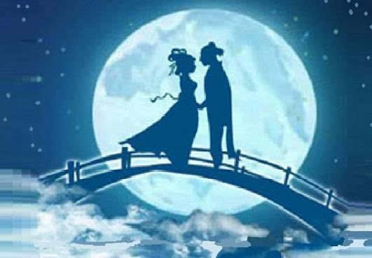 关于七夕情人节的浪漫诗句