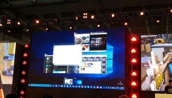 2016年8月Windows 10开发者虚拟主机评估版本发布的照片