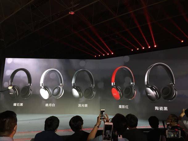 售价999元起:汪峰发布智能无线耳机DIVA 支持语音控制的照片 - 19