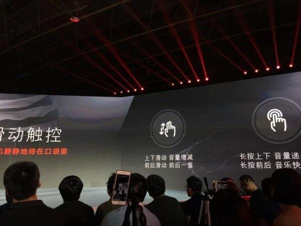 售价999元起:汪峰发布智能无线耳机DIVA 支持语音控制的照片 - 10