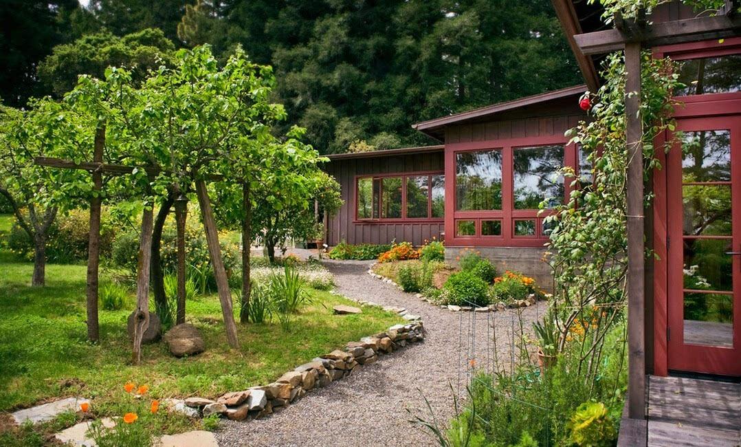 花园_赞啊15种方法教你打造属于自己的花园小道!