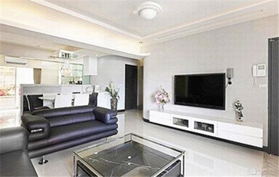 100平三居室装修效果图 三种不同风格展现家居