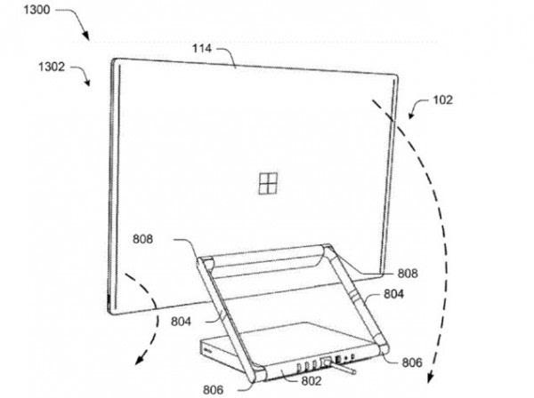 微软测试3款Surface一体机PC 或不同于传统产品的照片 - 2