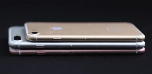 传iPhone7将于9月7日发布 由3款减至2款的照片 - 2