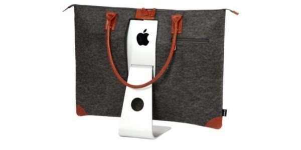 如何优雅的把27吋iMac带到Apple Store的照片 - 2