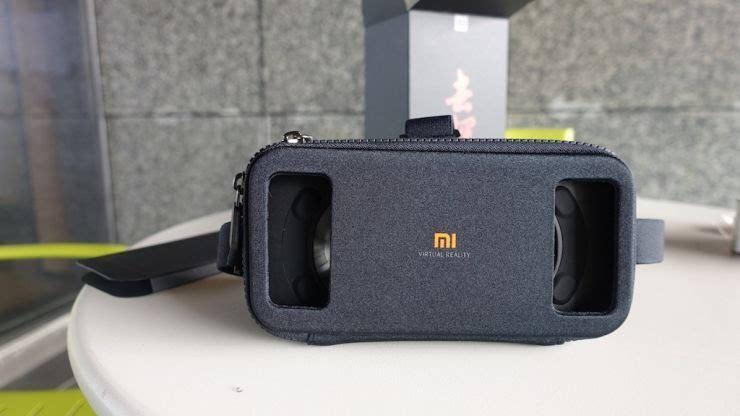 小米VR盒子玩具版体验:3分钟1GB的视频看不起的照片 - 1