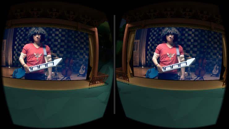 小米VR盒子玩具版体验:3分钟1GB的视频看不起的照片 - 6