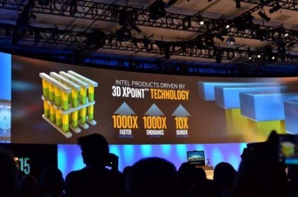 3D XPoint固态盘首次现身:Intel、美光贡献存储革命的照片 - 5
