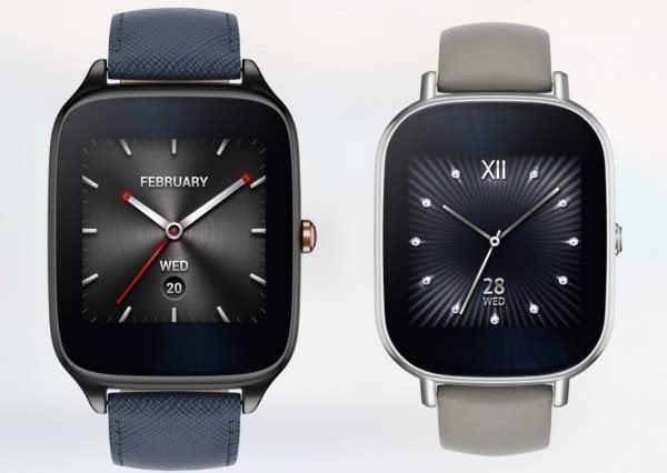 华硕智能手表ZenWatch 3曝光:不方了的照片 - 2