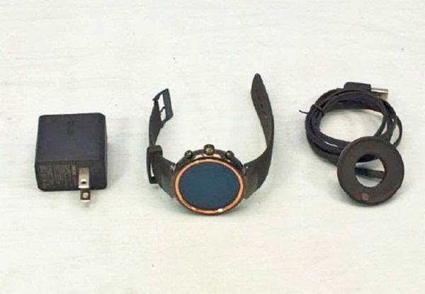 华硕智能手表ZenWatch 3曝光:不方了的照片 - 6