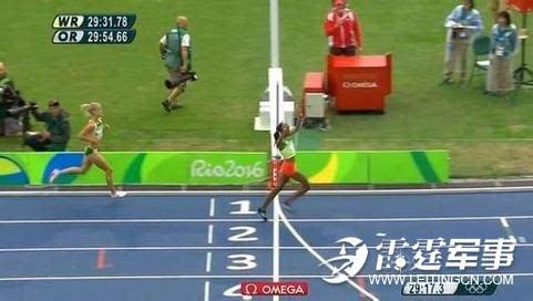 王军霞万米记录_王军霞破记录夺冠完整视频 里约奥运阿亚娜破万米世界记录