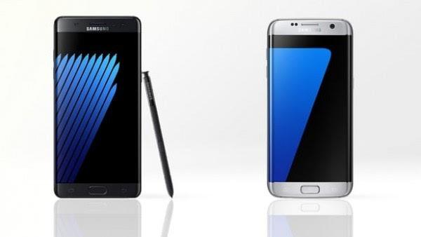 一脉相承的Galaxy Note 7/S7 edge,你会买谁?的照片 - 1