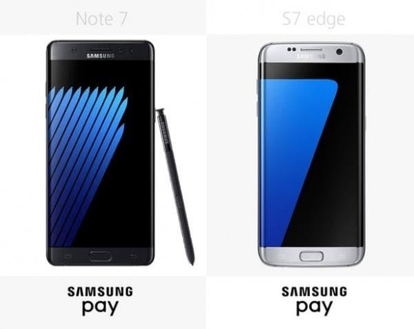 一脉相承的Galaxy Note 7/S7 edge,你会买谁?的照片 - 26