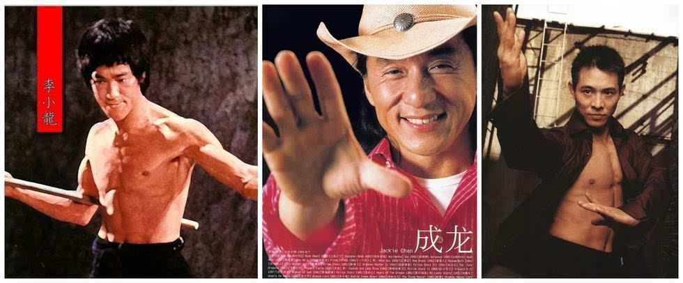 李连杰和成龙谁出名_李小龙和成龙谁最出名-