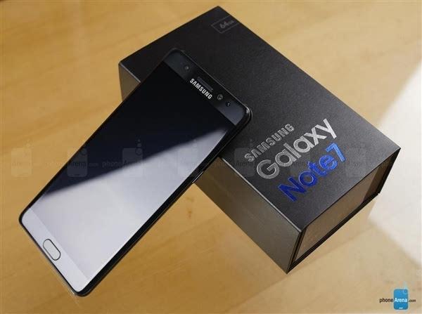 三星Galaxy Note 7开箱的照片 - 1