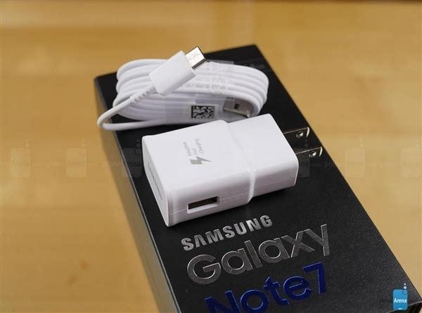 三星Galaxy Note 7开箱的照片 - 6