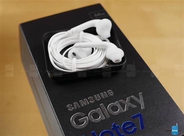 三星Galaxy Note 7开箱的照片 - 9