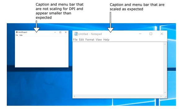微软详细介绍Windows 10周年更新带来的DPI缩放功能改进的照片 - 2