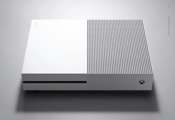 Xbox One S优雅背后:曾为微软友情设计新形象的学生参与其中的照片 - 1