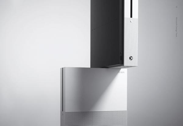 Xbox One S优雅背后:曾为微软友情设计新形象的学生参与其中的照片 - 6