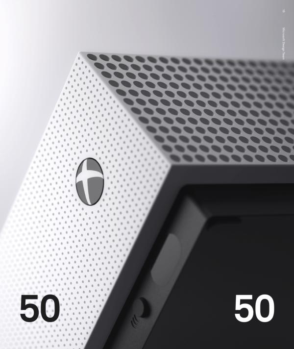 Xbox One S优雅背后:曾为微软友情设计新形象的学生参与其中的照片 - 11