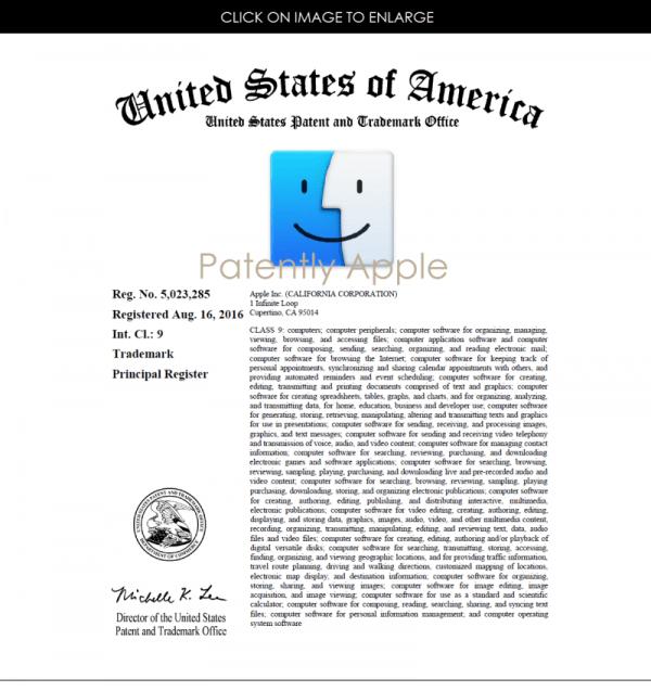 苹果获 Apple Music 与 Finder 图标设计专利的照片 - 4