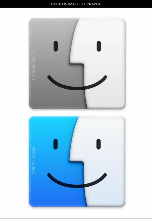 苹果获 Apple Music 与 Finder 图标设计专利的照片 - 6