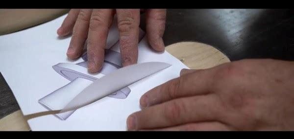没有什么不可能 纸片也能当刀的照片 - 3