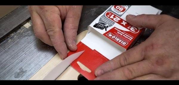 没有什么不可能 纸片也能当刀的照片 - 4