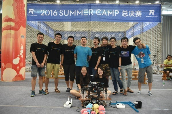 RoboMasters – 大疆默默地在培养下一个大疆的照片 - 2