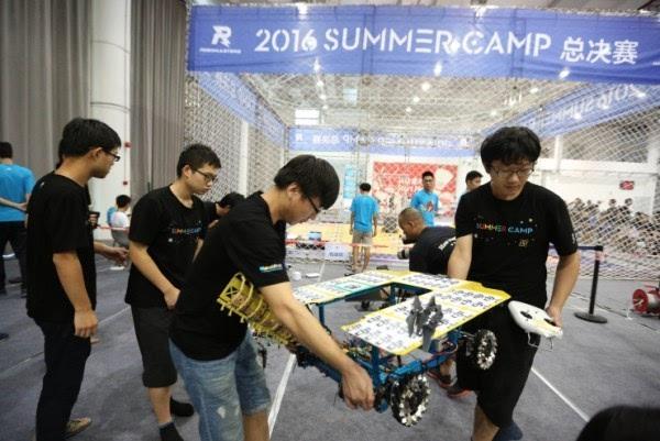 RoboMasters – 大疆默默地在培养下一个大疆的照片 - 9