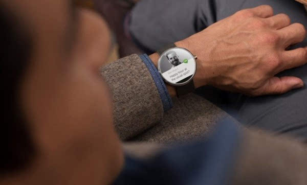 魅族小米凑热闹,智能手表从此就不尴尬了?的照片 - 5