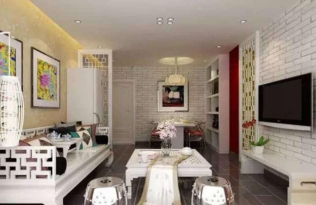 家居 起居室 设计 装修 640_416