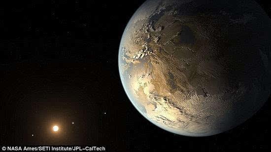 """又找到了""""第二个地球""""?周五将披露细节的照片 - 2"""