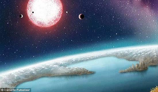 """又找到了""""第二个地球""""?周五将披露细节的照片 - 3"""