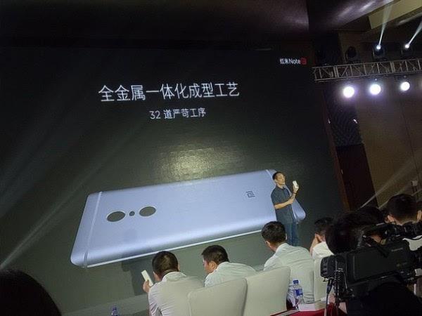 售价899元:小米正式发布红米Note 4的照片 - 9