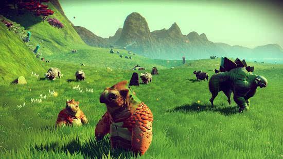 《无人深空》发售两周玩家骤减近90%的照片 - 4