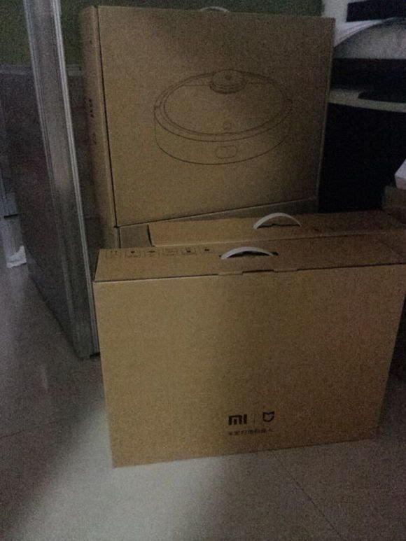 小米将推扫地机器人 售价或超三千元的照片 - 3