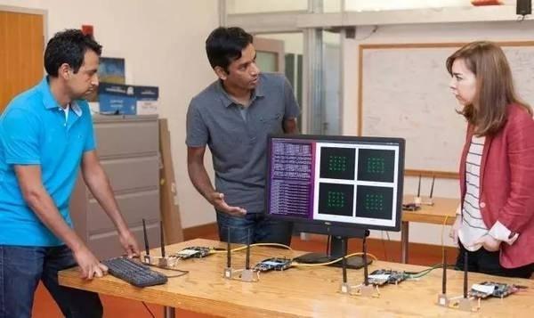 人多的地方Wi-Fi就不给力?MIT研发了这样一款神器的照片 - 2